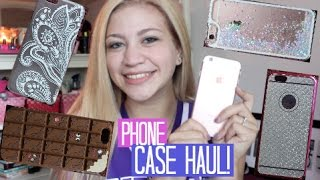 Phone Case HAUL | iPhone 6s