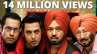 getlinkyoutube.com-NEW PUNJABI COMEDY FILM 2017 || LATEST FULL MOVIES || Binnu Dhillon || Jaswinder Bhalla |