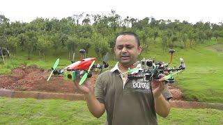 getlinkyoutube.com-Tilt Rotor Vs Traditional Quadcopter Theoretical comparison