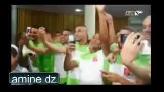 getlinkyoutube.com-الجزائر تكذب  كل من يشكك بها - الجزائر وروسيا  قبل وبعد المباراة