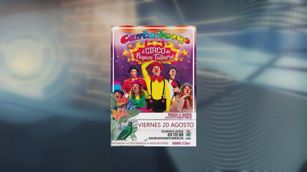El  Grupo Cantajuegos actuará en el Castillo