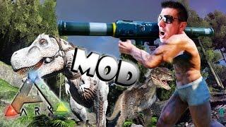 getlinkyoutube.com-Dino Arena MOD  Ark Survival Evolved
