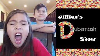 getlinkyoutube.com-DUBSMASH with JILLIAN!  JillianTubeHD Lip-Sync Compilation