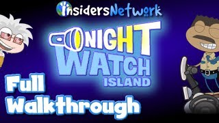 getlinkyoutube.com-★ Poptropica: Night Watch Island Full Walkthrough ★