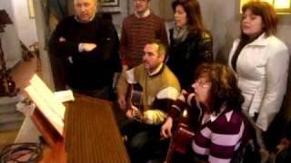 "getlinkyoutube.com-Corale Don Bosco - Follonica - ""La Risposta""  (Blowin' in the wind - Bob Dylan) - 21 marzo 2010"