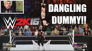getlinkyoutube.com-ASMR Roman Reigns vs Sheamus TLC PPV Championship Match WWE 2K16 PS4 Gameplay