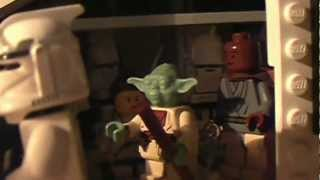 getlinkyoutube.com-Star Wars Episode II: Lego