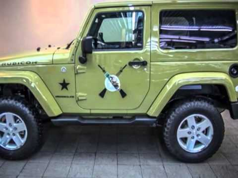 2013 Jeep Wrangler RUBICON NAVI! LTHR! $102 WEEKLY@4.95%* SUV - Guelph, ON