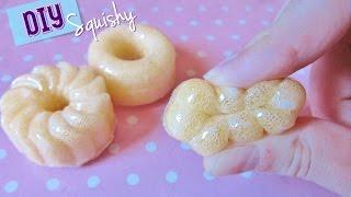 getlinkyoutube.com-DIY Donut Squishy, handmade