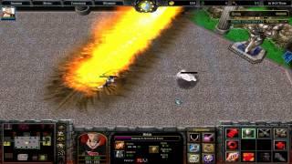 getlinkyoutube.com-warcraft 3 (naruto vs bleach) #2