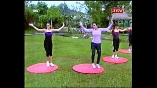 getlinkyoutube.com-Feni Rose Senam Fresh & Fun antv 27042012 - 1