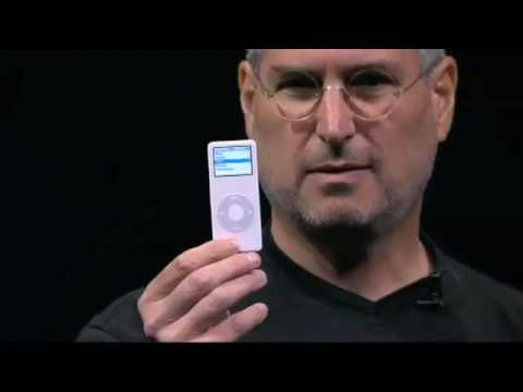 Apple Music Special Event 2005-The iPod Nano Introduction