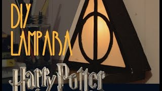 getlinkyoutube.com-PP FANDOM. Lampara de Harry Potter DIY. PP Arts
