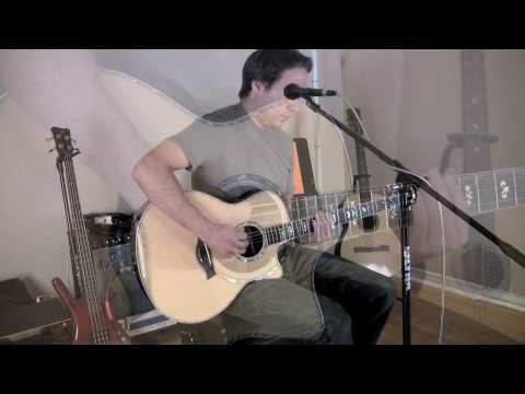 Three Days Grace - Never Too Late Acoustic Cover -7Ghy1YDOhOY