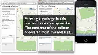 getlinkyoutube.com-Real-time web - Maps Mashup - NodeJS