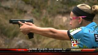 getlinkyoutube.com-Teen Gains National Attention for Shooting Talent
