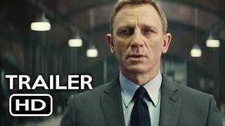 getlinkyoutube.com-007 Spectre Official Trailer #2 (2015) Daniel Craig James Bond Movie HD