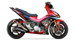 getlinkyoutube.com-Modifikasi Jupiter MX 135
