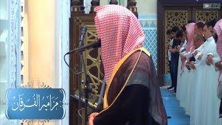 getlinkyoutube.com-عظمة الرحمن ~ عندها بكى الشيخ ناصر القطامي متأثرا في هذه التلاوة العراقية التي تهز القلوب