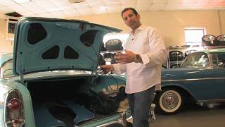 getlinkyoutube.com-1956 Chevy Bel Air ORIGINAL for sale with test drive, driving sounds, and walk through video