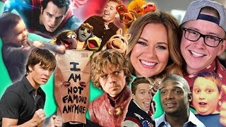 getlinkyoutube.com-Top That! | Zac Efron Sings Bet It Go, Shia LaBeouf's Bag, Michael Sam Comes Out | Pop Culture News
