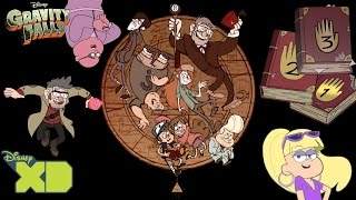 getlinkyoutube.com-Gravity Falls Secretos No Revelados #PhilElMago #GravityFalls #Weirdmageddon