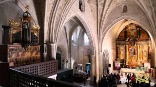 getlinkyoutube.com-Presentación de EUCHARISTIA en Aranda de Duero