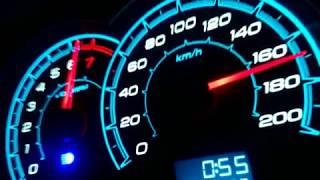 getlinkyoutube.com-Novo Celta 2013 Acelerando a 180kmh