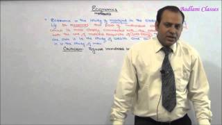 CPT - Micro Economics : Introduction : Lecture 1