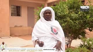 Hommage a CHERIF OUSSEYNOU LAHI ibn SEYDINA ISSA ROUHOU LAHI le docteur de la jeunesse