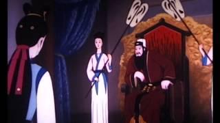 getlinkyoutube.com-Prince Moon and Princess Sun - Arabic Kids movie