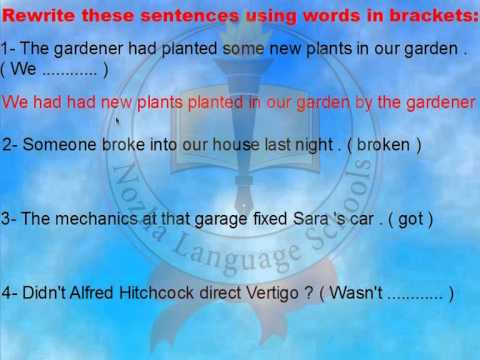 English | (Language Section) - Revision Unit 7 - Second Prep - Hegaz