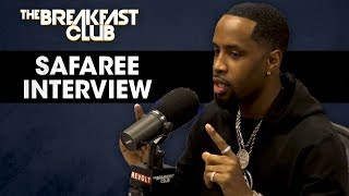 Did Safaree Leak His Own Nudes? He Revealed the Truth Behind the Photos + More width=