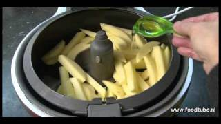 getlinkyoutube.com-Tefal Actifry Family vs Philips Airfryer