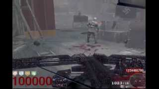 getlinkyoutube.com-Black ops Zombies round 100,000 with over 1000000000 points!!! (highest round ever) (HACKED)