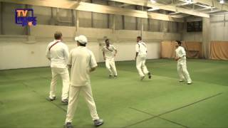 Cricket Coaching - Warm up Session
