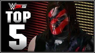 getlinkyoutube.com-WWE 2K15 - Top 5 Scariest WWE Wrestlers