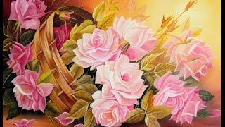 getlinkyoutube.com-Como Pintar Rosas