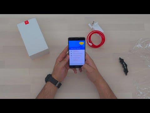 OnePlus 3 فتح صندوق وإنطباعي عن جهاز