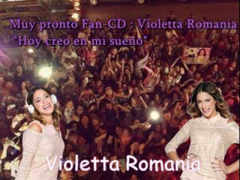 Fan CD - Violetta Romania - PROMO : Como quieres