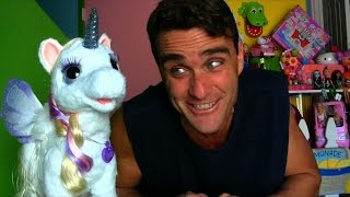 getlinkyoutube.com-StarLily My Magical Unicorn !  || Girls Toy Reviews || Konas2002