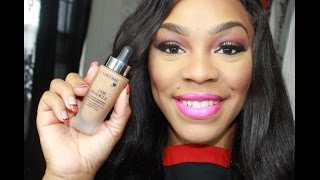 getlinkyoutube.com-Updated Foundation Route ft. Lancome Nude Miracle