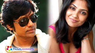 "Kamalini Mukherjee Pairs with SJ Surya for ""Iraivi"""