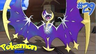 getlinkyoutube.com-Pokémon Sun #29 จับ ลูนาอาล่า โปเกม่อนในตำนาน ( Lunala )
