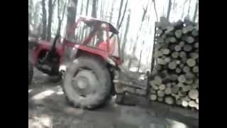 getlinkyoutube.com-imt 533 sa 5m drva protiv ursusa