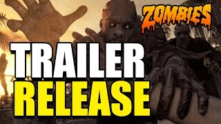 NEW ZOMBIES TRAILER COMING TOMORROW? INFINITE WARFARE ZOMBIES DLC 2 NEW MAP LOCATION & NEW STORY!