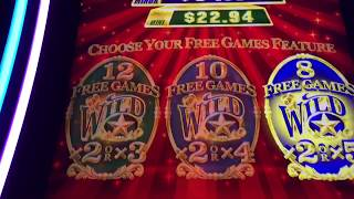 getlinkyoutube.com-GOLD BONANZA Slot Machine BIG WIN Bonus Minus Last Spin