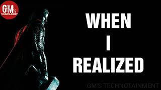 Stopped Explaining Myself | Thor | WhatsApp Status