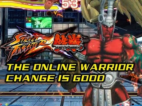 SFxT The Online Warrior: Episode 8 'Change Is Good'
