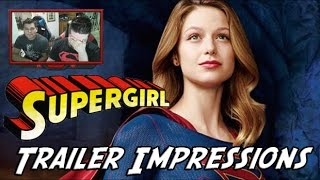 getlinkyoutube.com-Supergirl (CBS) First Look - Reaction & Impressions